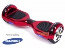FLY Plus Red Chrome HOVERBOARD<sup>®</sup>