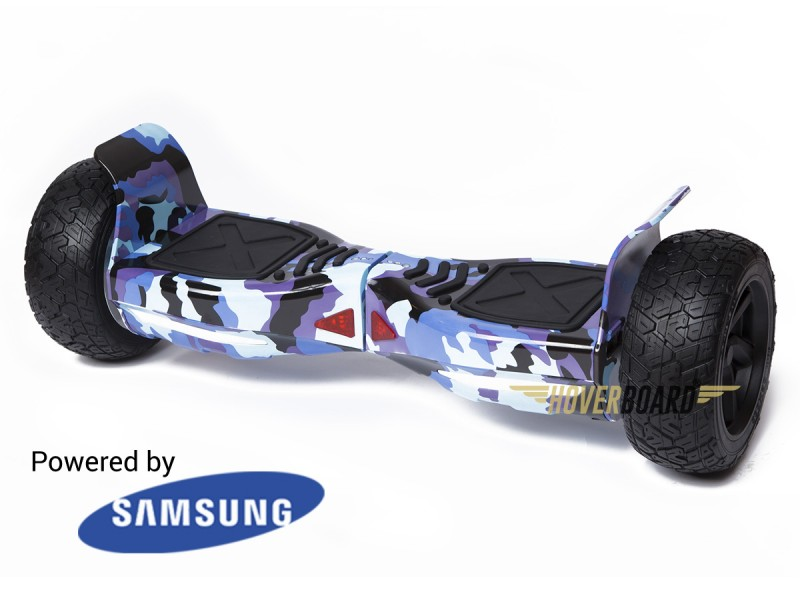 Drifter Blue Urban Camo by HOVERBOARD
