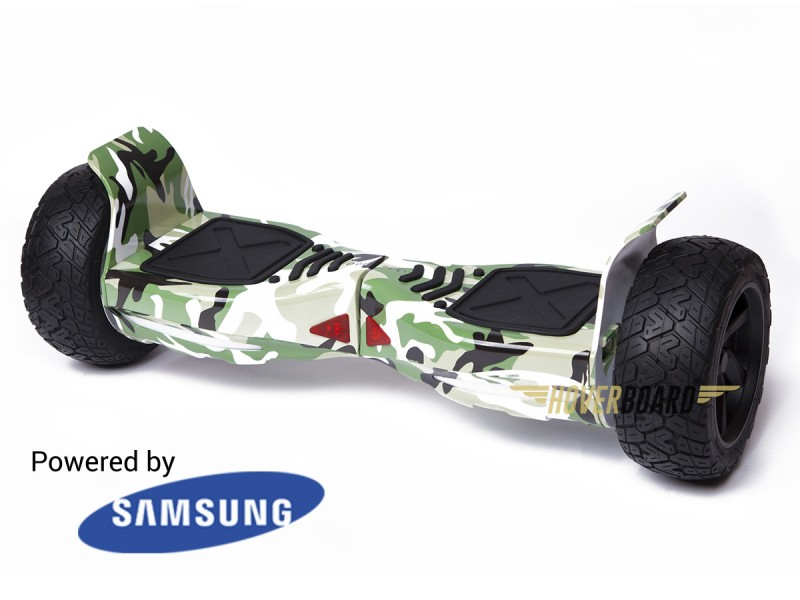 Drifter Green Urban Camo by HOVERBOARD