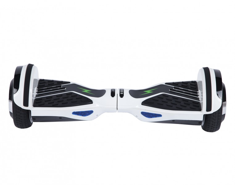 Flash White by HOVERBOARD