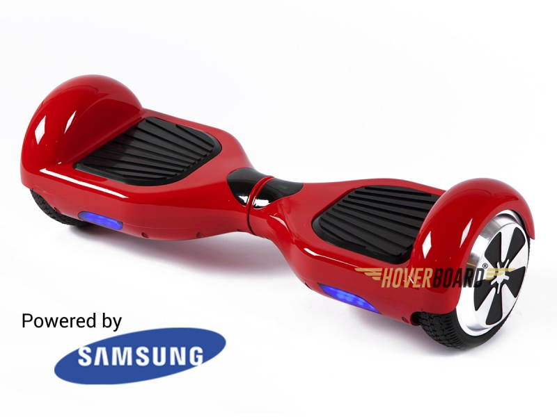Fly Red By HOVERBOARD