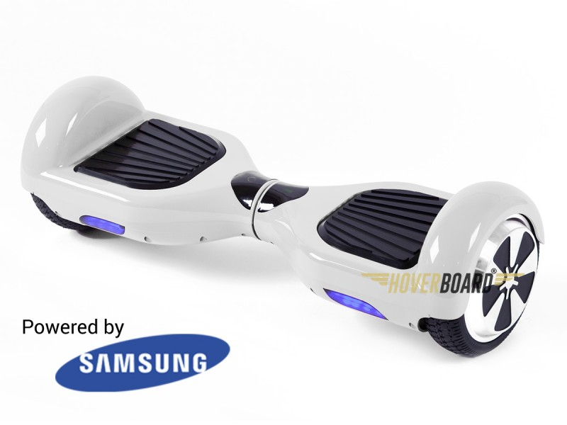FLY White by HOVERBOARD