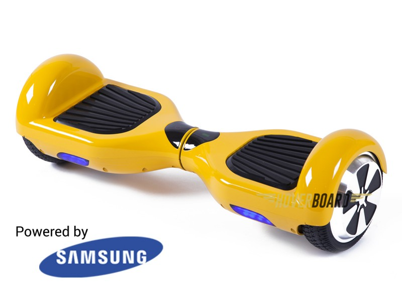 FLY Yellow by HOVERBOARD