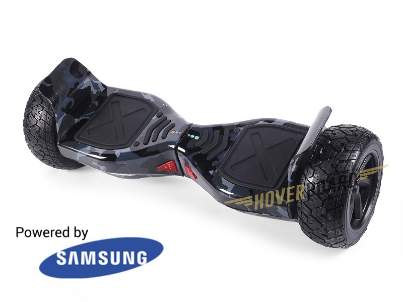 Drifter Black Urban Camo by HOVERBOARD