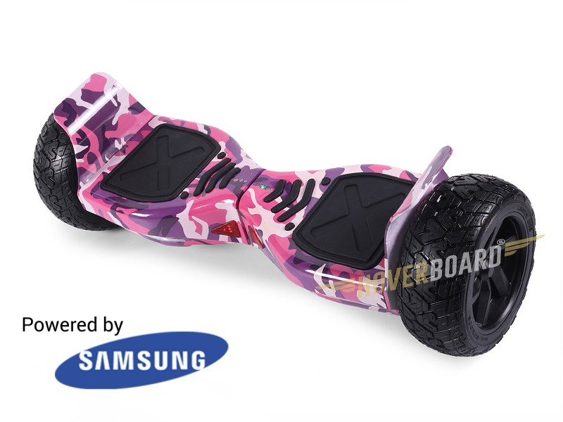 Drifter Pink Urban Camo by HOVERBOARD