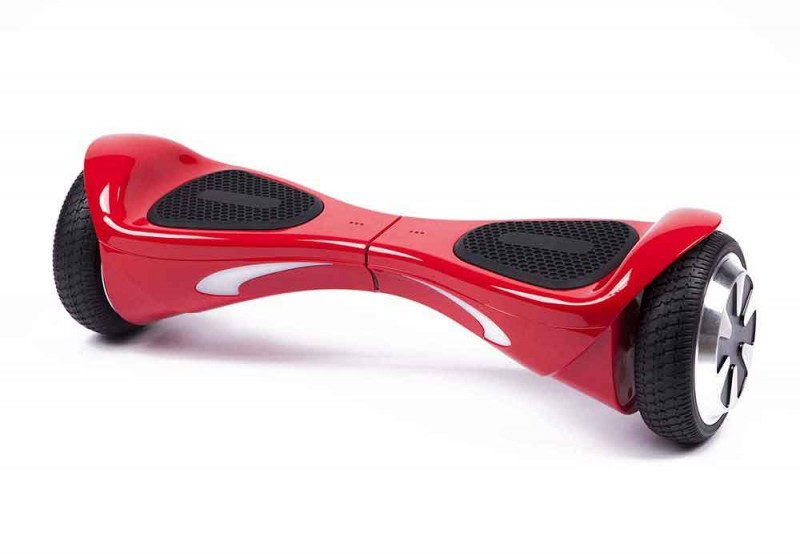 Falcon Red by HOVERBOARD