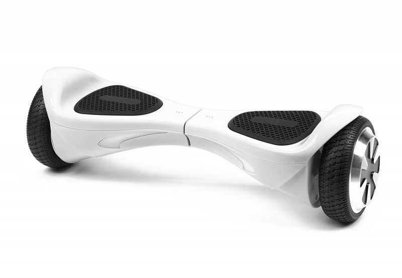 Falcon White by HOVERBOARD