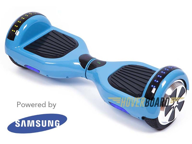 Vanguard Baby Blue By HOVERBOARD