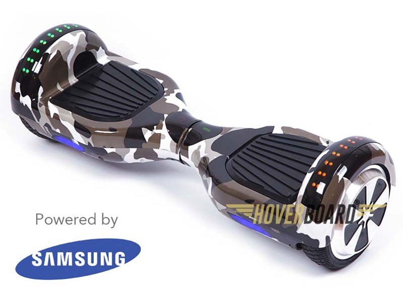 FLY Plus Urban Retro Camo By HOVERBOARD