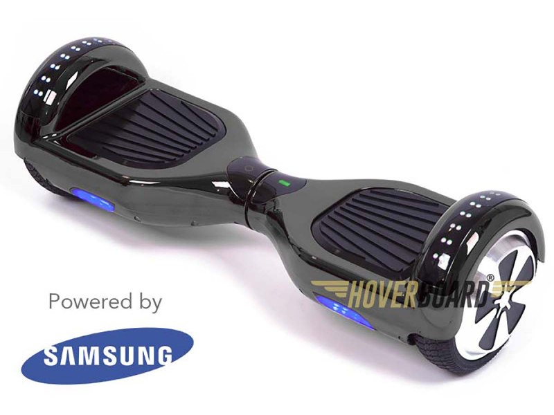 FLY Plus Black Chrome Hoverboard