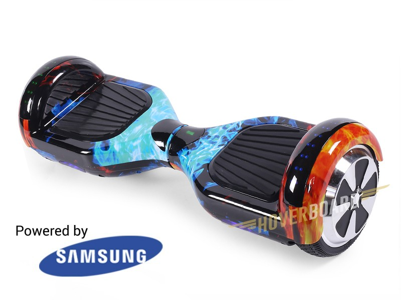 Fly Plus Fire By HOVERBOARD