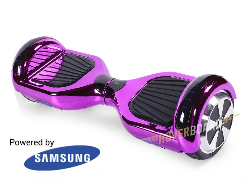 FLY Plus Purple Chrome BY HOVERBOARD