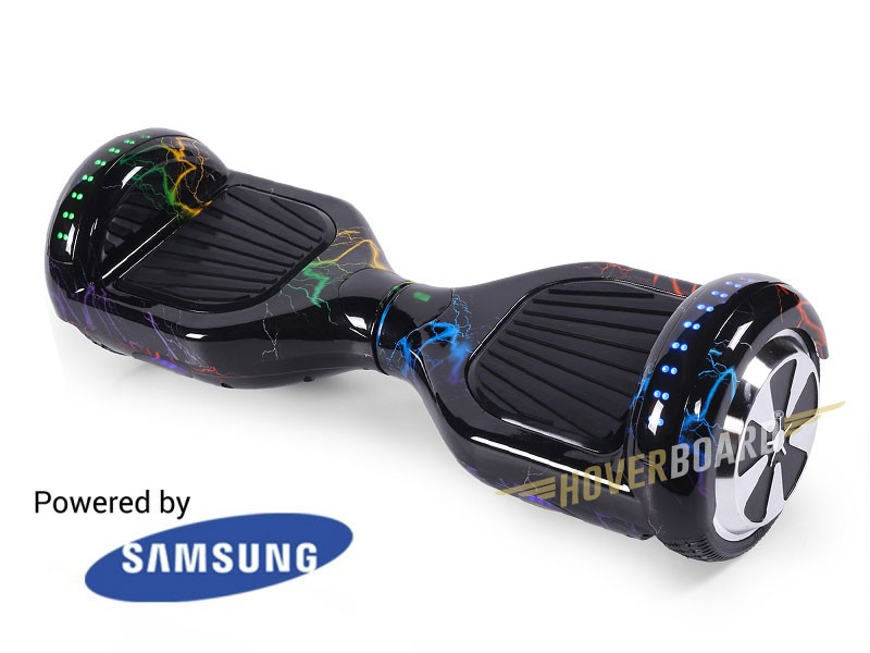 Fly Plus Electricity By HOVERBOARD
