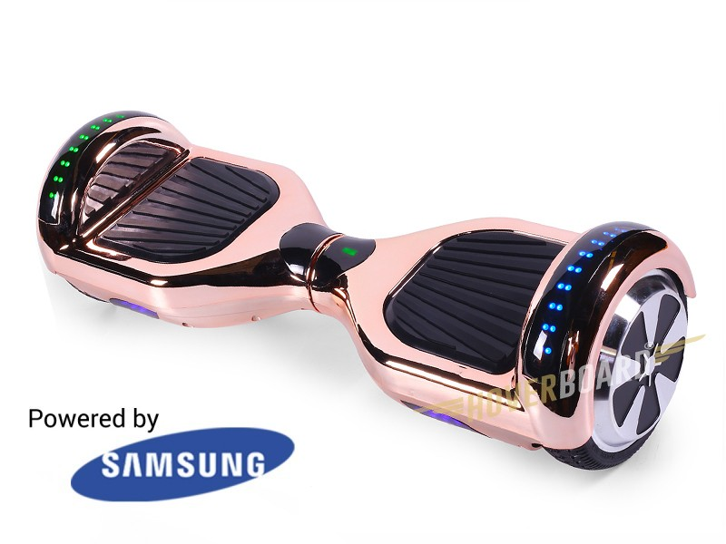 FLY Plus Rose Gold Chrome BY HOVERBOARD