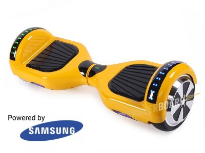 Vanguard Yellow By HOVERBOARD