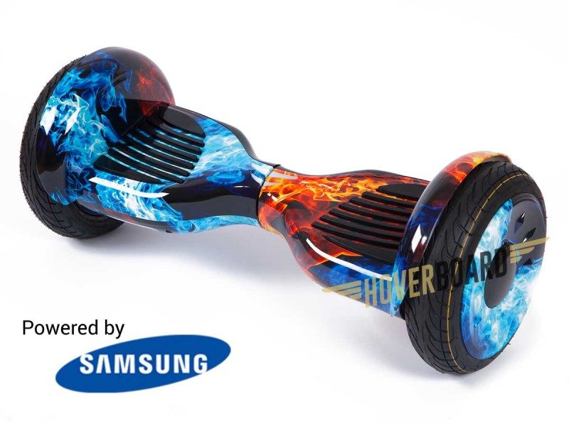 Monster Fire By HOVERBOARD
