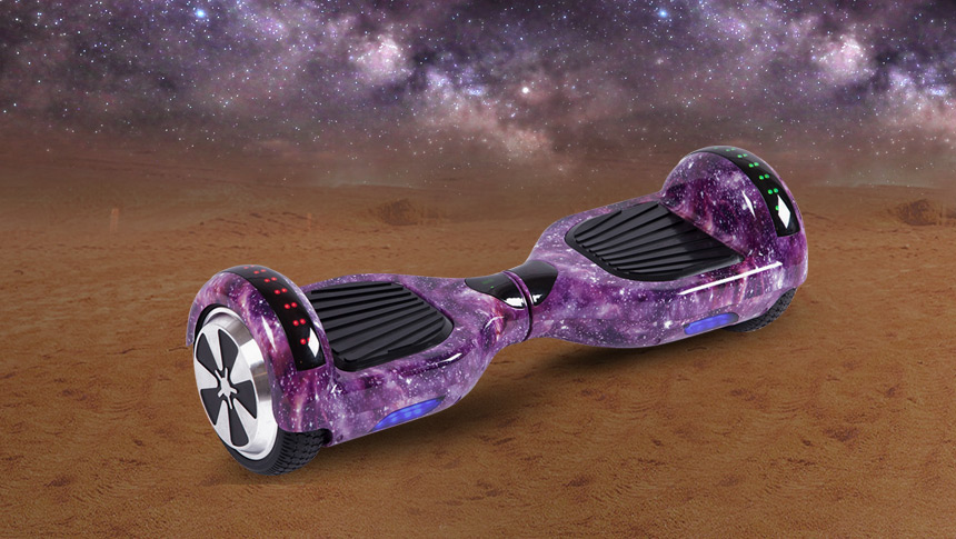 Can I Use My hoverboard Over Sand?