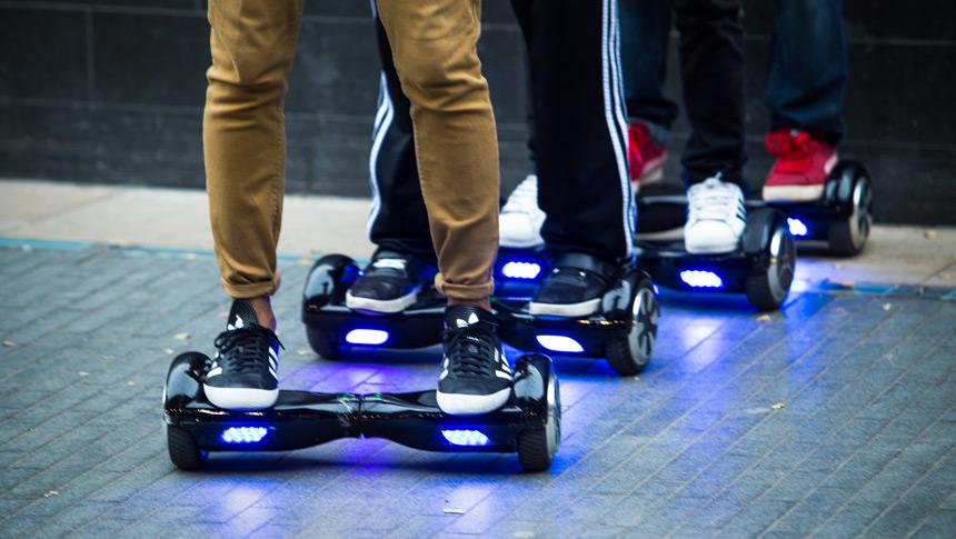 Hoverboard Adventures 2021