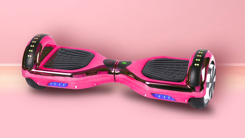 Happy Valentines from HOVERBOARD!