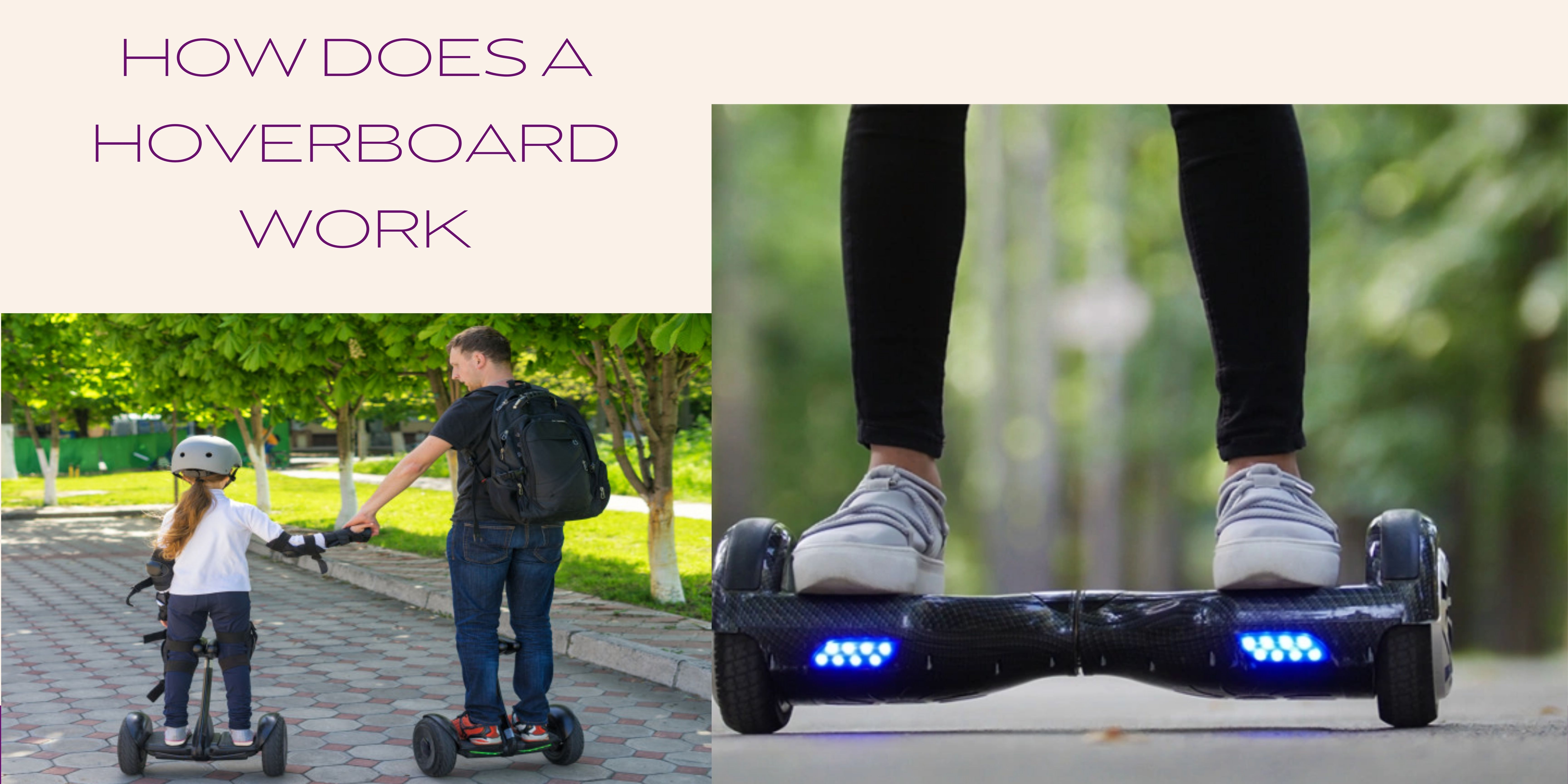 How Does A hoverboard Work
