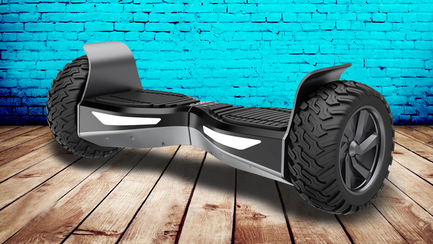 Let's talk Hoverboard: The Drifter