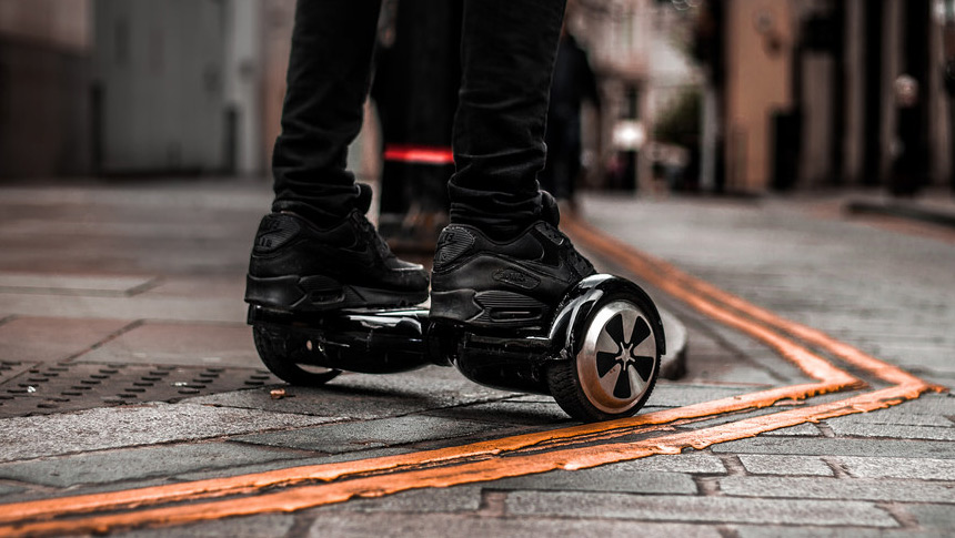 Looking After Your Hoverboard