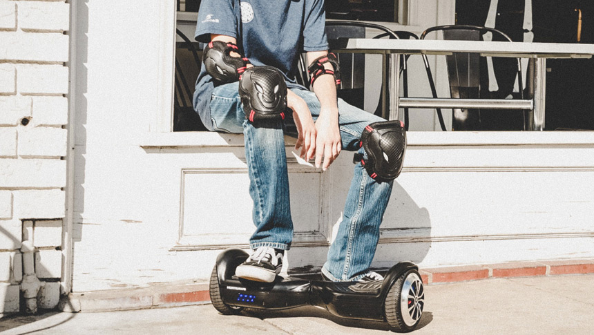 Safety Equipment For Your hoverboard Experience