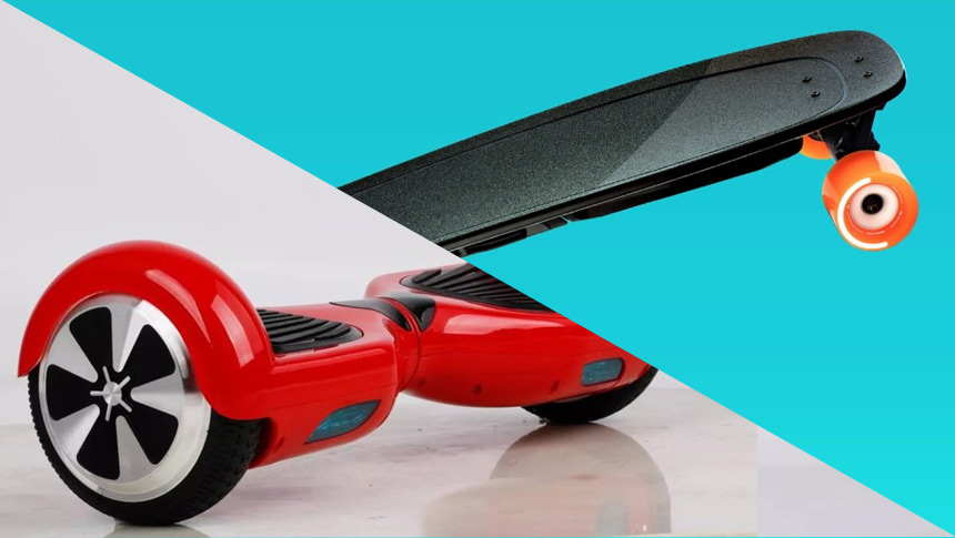 Why do we call them hoverboard if they don't hover?