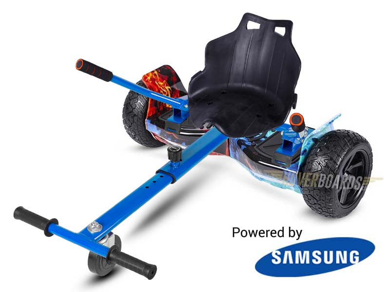 Drifter with Classic Kart By HOVERBOARD