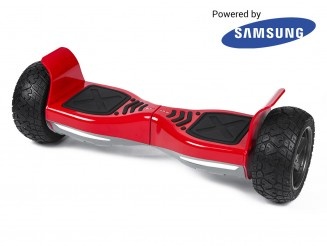 Drifter Red Hoverboard