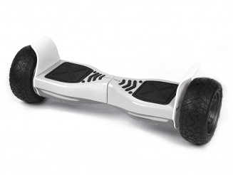 Drifter White By HOVERBOARD