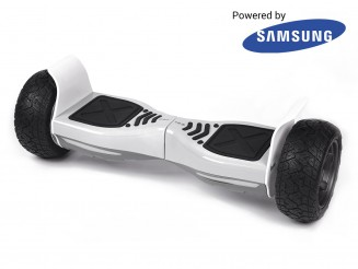 Drifter White Hoverboard