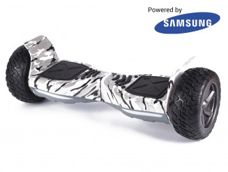 Drifter Arctic Camo Hoverboard