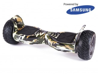 Drifter Woodland Camo Hoverboard