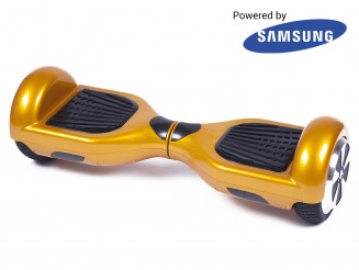 Fly Gold Hoverboard