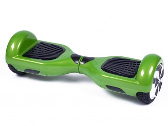 Fly Green By HOVERBOARD