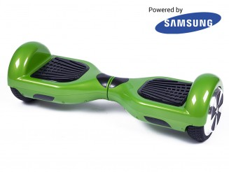 Fly Green Hoverboard
