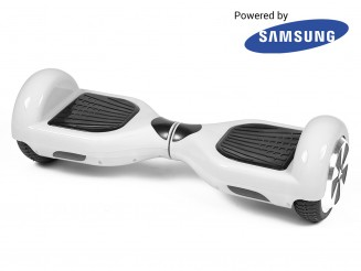 Fly White Hoverboard