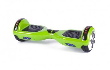 Vanguard Green Hoverboard