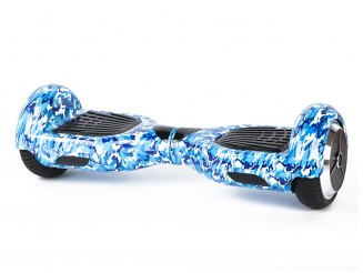 FLY Plus Blue Camo by HOVERBOARD