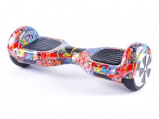 Fly Plus Graffiti By HOVERBOARD