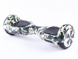 Fly Plus Woodland Camo By HOVERBOARD
