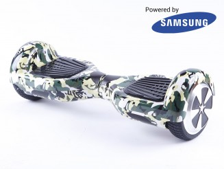 Fly Plus Woodland Camo Hoverboard
