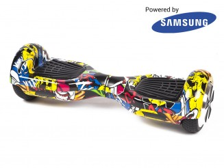Fly Plus Urban Graffiti Hoverboard
