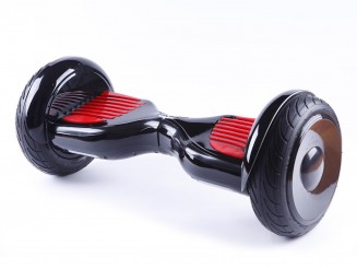 Monster Black And Red By HOVERBOARD