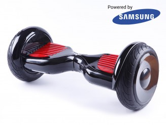 Monster Black And Red Hoverboard