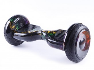 Monster Electricity By HOVERBOARD
