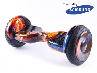 Monster Fire Hoverboard