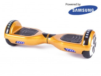 Vanguard Gold Hoverboard