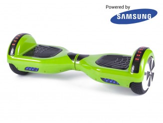 Vanguard Green Hoverboard